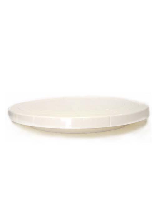 Турнетка пластмассовая малая белая 265х35 NC-8062 Frema