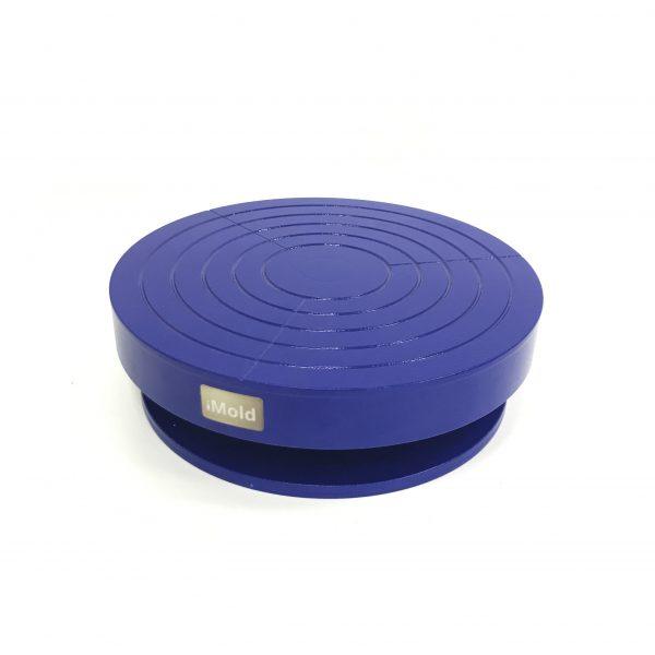 Турнетка металлическая синяя 220/55 iMold