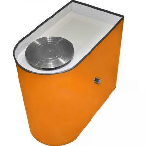 Гончарный круг iMold Basic оранжевый (ручной регулятор)