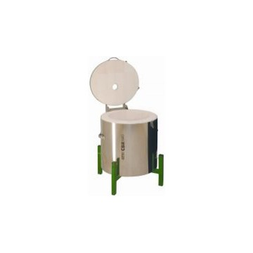 Печь Kittec Раку CBR 120 T+ компл. оборудования