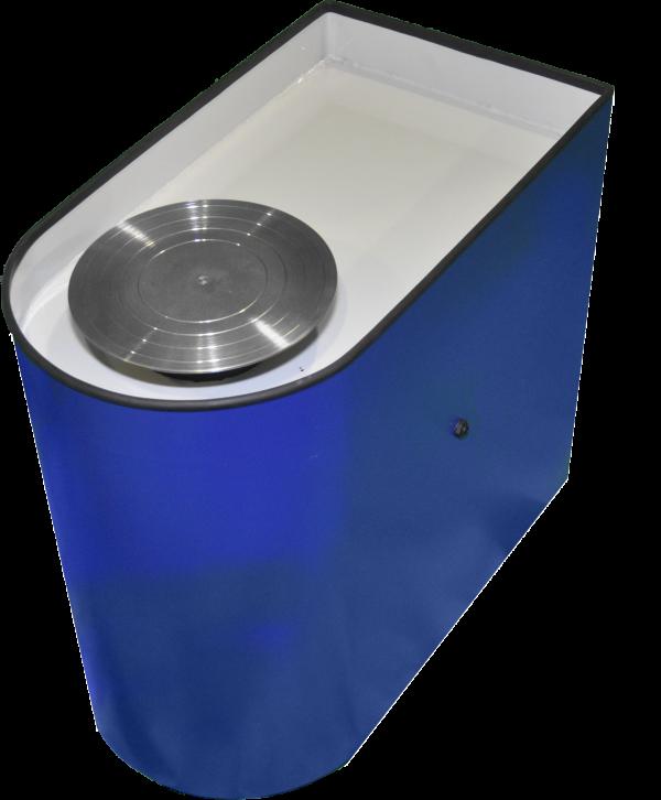 Гончарный круг iMold Basic синий (ручной регулятор)
